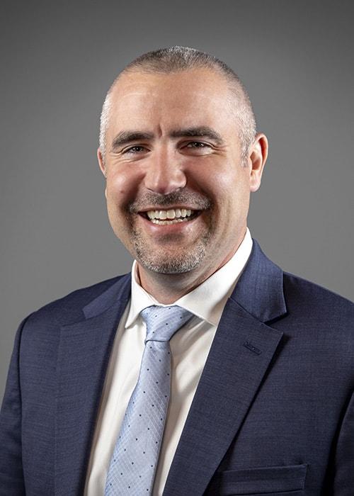 Dr. William Dempsey headshot image