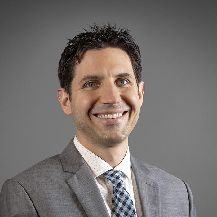 Dr. John Sakson headshot image