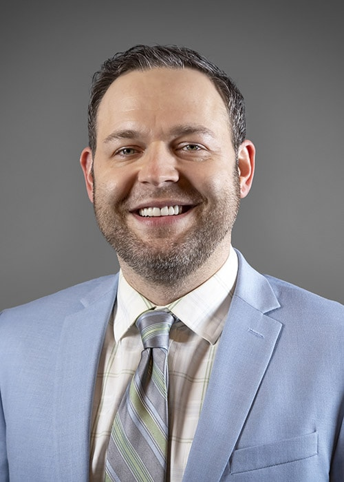 Dr. Corey Chmil headshot image