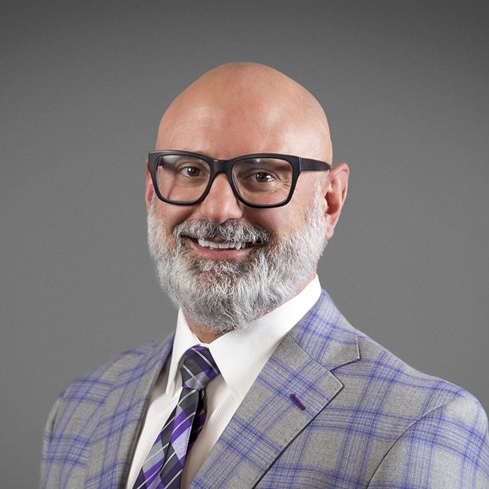 Dr. Jason Hanyon headshot image