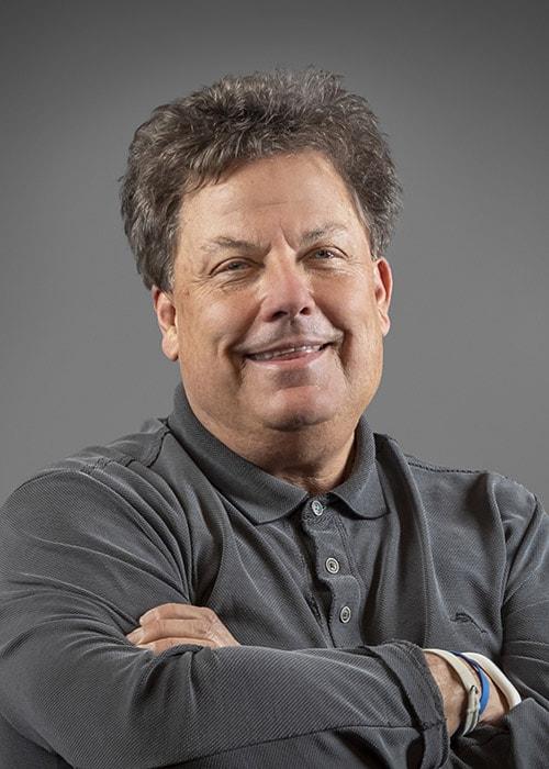 Dr. Peter Krenitsky headshot image